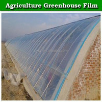 UV protection pe clear plastic greenhouse covering film for agricultrue in China
