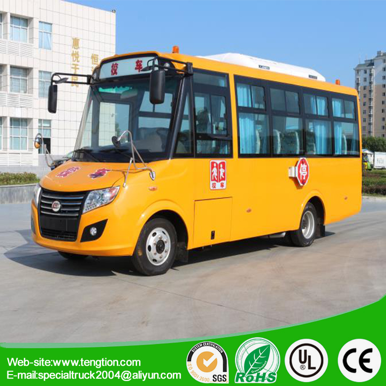 Used 24-35 seat LHD/RHD Special purpose School Buses for sale