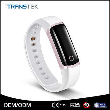 IP68 waterproof fitbit activity wrist band tracker with factory price