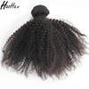 Hot sale afro kinky curly weaving hair different types of curly weave hair