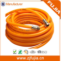 PVC power spray hose for spraying agricultural chemical, car washing hose