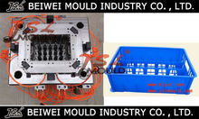 Professional plastic beer crate mould manufacturer