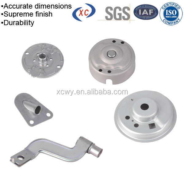 manufacturer custom precision stainless steel sheet metal stamping parts for automotive brake system