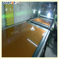 high quality shantop E2 mdf, UV paint