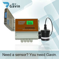 Open Channel Ultrasonic Flow Meter for Sewage Treatment