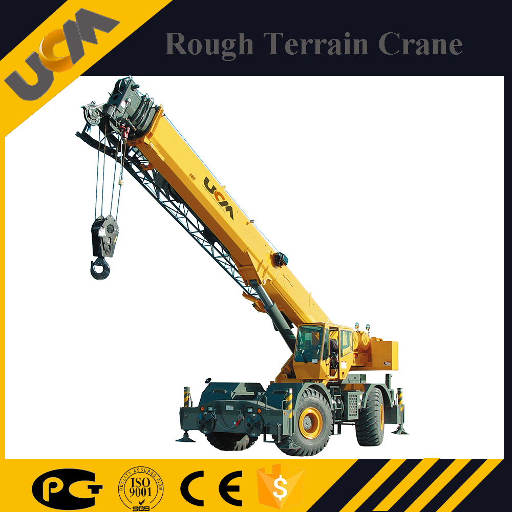 Used Kato rough terrain crane KR250 25ton for sale
