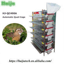 6 layer 300 quails Galvanized wire mesh quail cage conforms with healthy reasonable for poultry cage HJ-QC400A