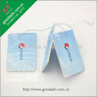 Eco-friendly Car Paper air freshener New Arrival paper scent