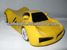 1:18 scale yellow color and best seller die cast model car