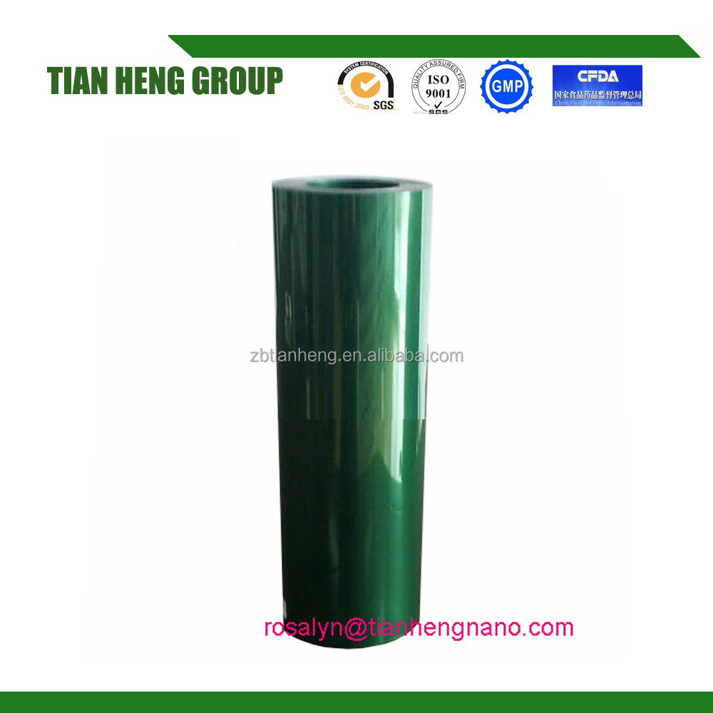 Low Price Pharmaceutical PVC Film for Capsule Blister Packing