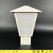 High quality contracted fashion outdoor wall lamp 148104 restoring ancient ways pillar lamps