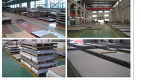 high quality 4'x8' stainless steel sheet price 420 430 440 2mm stainless steel sheet S410