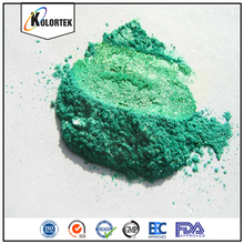 High quality natural pigment, mineral mica powder color pearls china supplier