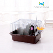 Large space full function eco friendly plastic mouse cage with high quality