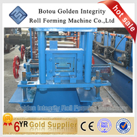 c purlin roll forming machine C cable tray manufacturing machine c steel frame machinery