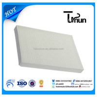 White color Auto cabin air filters for CU 3037