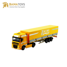 1:50 american die cast car toy dump truck for kids 2018