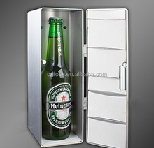 Fashion USB beer fridge / portable beer fridge / beer bottle fridge