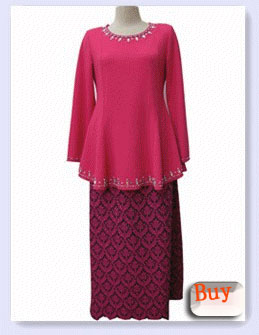fashion baju kurung modern latest burqa designs pictures islamic dress