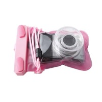 PVC uderwater photograph camera bag pouch ,waterproof PVC camera case,waterproof camera dry bag sack