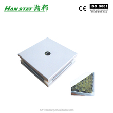 Handmade aluminum honeycomb sandwich panel