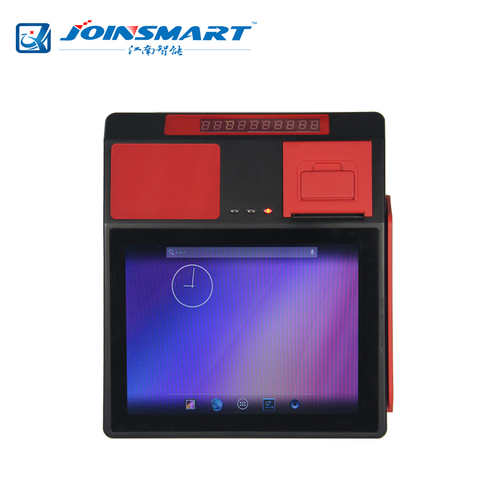 9.7 inch desktop POS with QR Code Payment
