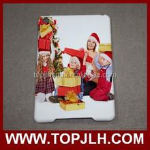 Customized photo printable Blank sublimation 3D phone case for Ipad Mini 4 tablet cover