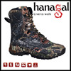 Good protected design hunting boots for men, hunting equipment