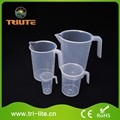 Factory Sale Various Widely Used plastic graduate measuring cup