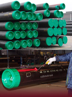 Line pipes ASTM A106 Gr. A/B