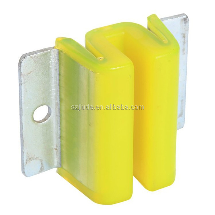 Fermator plastic bottom guide shoes for elevator