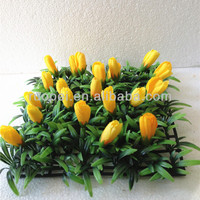 Wholesale Green Plastic Mat With Flowers