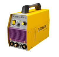 200A Inverter Electric And Argon Tig Welding Machine