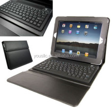 Leather Case with Bluetooth Keyboard Stand for Apple iPad Air