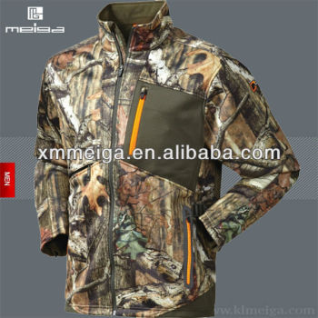 Men Camo Hunting Jacket