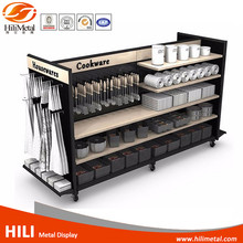 Factory Direct Price Metal Display supermarket shelf