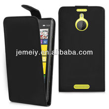 High quality leather case flip case cover for Nokia lumia 1520