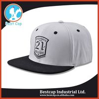 Casquette customizable fitted cap,character fitted brimless baseball cap