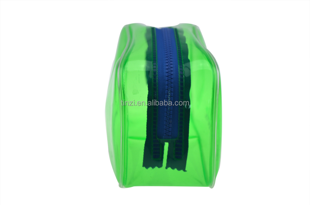 PVC Skin Care Bag with Handle