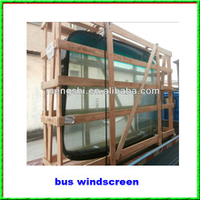 price bus windscreen suitable for King Long Higer Golden Dragon Yutong Buses