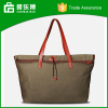 Wholesale Elegant Ladies Canvas Tote bag With Shoulder Strap