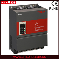 China DELIXI AC closed-loop vector 50-60 hz frequency inverter