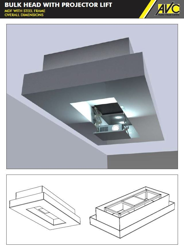 List manufacturers of motorized projector ceiling mount for Motorized ceiling projector mount