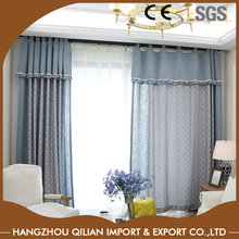 Jacquard blackout modern imported curtains