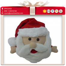 Big head only stuffed soft cheap funny christmas toys