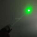 High quality 50mW 532nm Green Laser Pointer+2xAAA+ Flannelette Gift Box