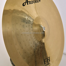 "Ottone cymbal per drum set, FH 14 ""Crash pratica Cembalo"