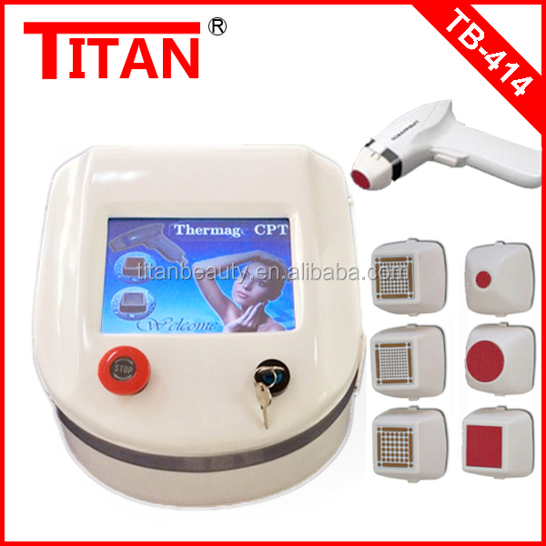 New technology! home use thermagic rf skin tightening beauty machine for home use