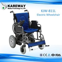 Motor wheelchair electric power travel wheelchair2015 hot sale