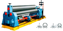 Hot Sale W11 Symmetric Rolling Machine From China Factory